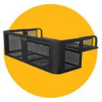 Багажник для квадроцикла, передний и задний багажники для квадроцикла