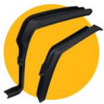 Расширители колесных арок для квадроцикла