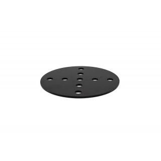 Круглая площадка (кронштейн) для крепления канистр Экстрим
