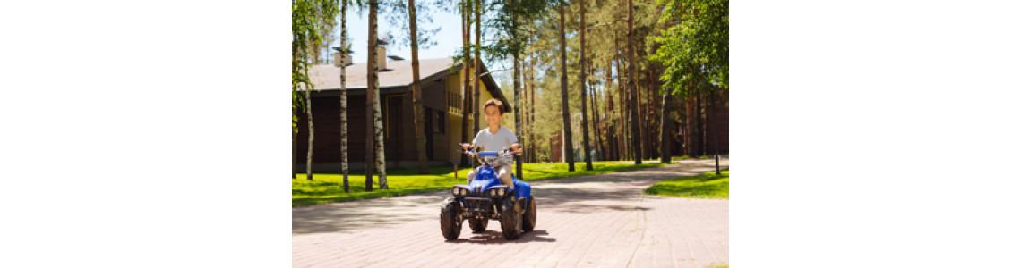 9 банальных советов по вождению квадроцикла для новичков