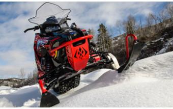 Защита днища для снегохода: исключаем серьезные повреждения