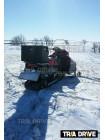 Кофр для снегохода Тайга Атака 511 II GKA №7