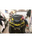 Вынос радиатора на квадроцикл BRP Outlander ATV 1000/800/500 G2