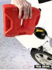 Плоская канистра Экстрим Драйв 4 литра (с клапаном)