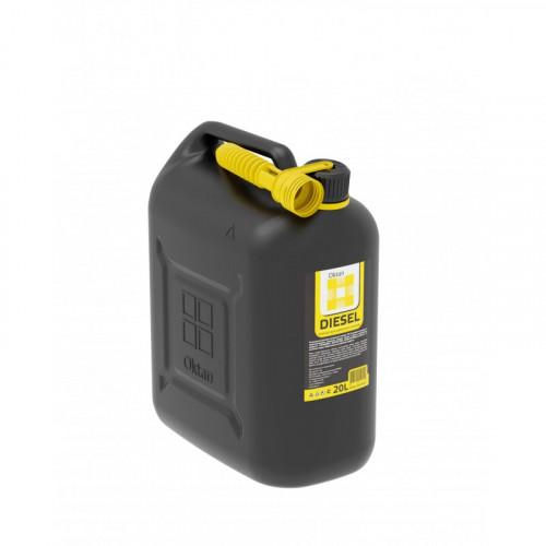 Канистра для бензина Oktan DIESEL 20 литров