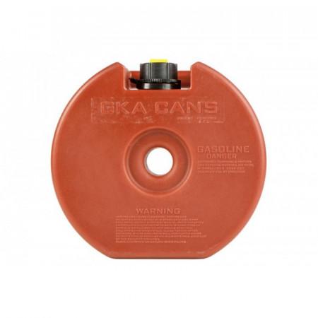 Плоская канистра GKA в запаску «НЗ» 4 литра