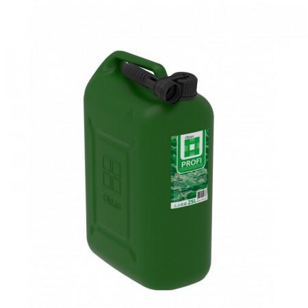 Канистра для бензина Oktan PROFI 25 литров