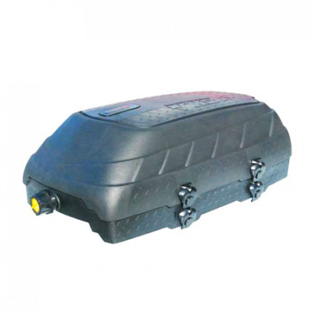 Кофр с канистрой для спортивных снегоходов SPORT COMBO P-300-CM for Polaris