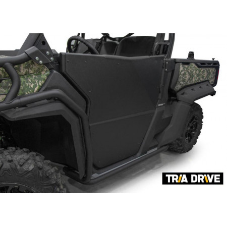 Двери для UTV BRP Can-Am Defender/Traxter (2016+)