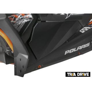Нижние половины дверей для POLARIS RZR XP 1000 (2014+)