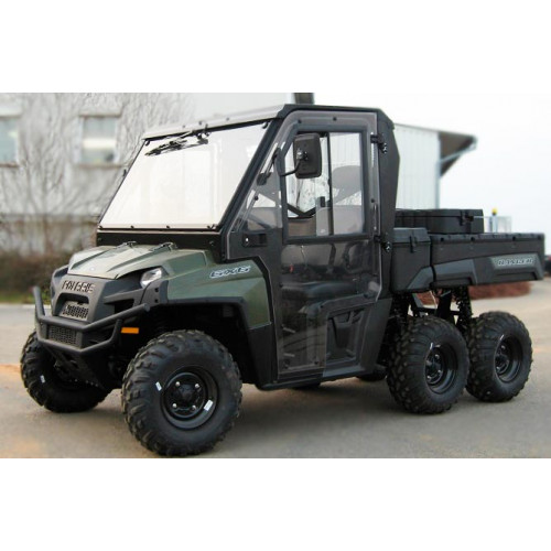 Кабина DFK на Polaris Ranger 800 XP 6x6