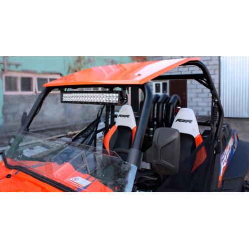 Крышка для мотовездехода Polaris Ranger 900 EFI RZR XP 2011- (алюминиевая)