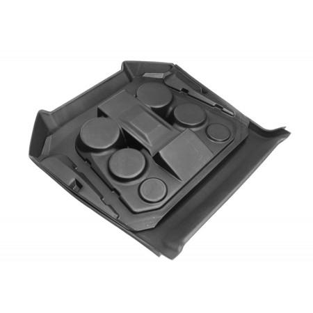 Крыша для квадроцикла Polaris RZR 1000 пластиковая с музыкальным подиумом