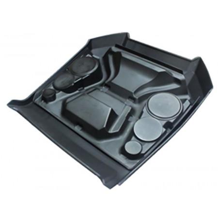 Крыша для квадроцикла Polaris RZR 800/900 пластиковая с музыкальным подиумом