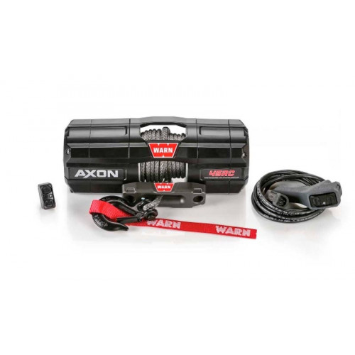 Лебедка WARN ATV AXON 45RC (короткий барабан)