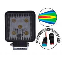 Светодиодные фары AVS Light FL-1210A (15W)