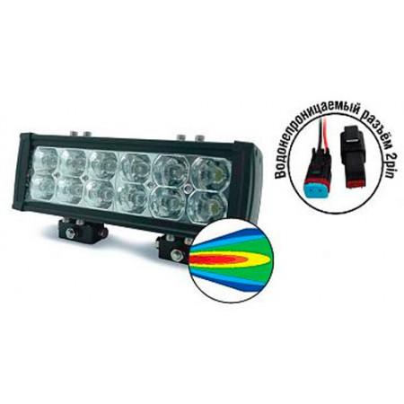 Светодиодные фары AVS Light SL-1510 (36W)