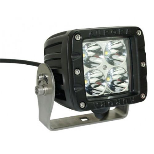 Светодиодная фара дальнего света для внедорожника Aurora (ALO-W1-2-P4T)