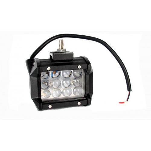 Светодиодная балка CP-3R-36 Spot Lens (SMD 3030/дальний свет)