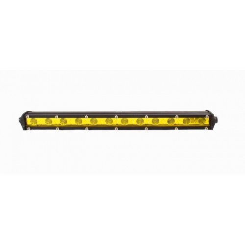 Светодиодная балка CP-SL-GDN-36 Flood, Yellow, Slim light (CREE/ближний свет)