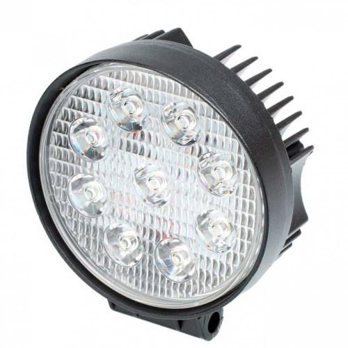 Светодиодная фара CP-27R Spot E09 (дальний свет Epistar)