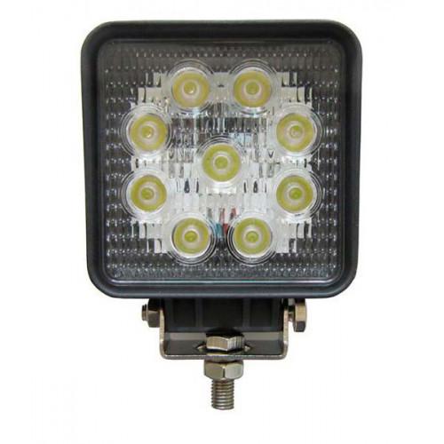 Светодиодная фара CP-27 Spot SLIM (дальний свет Epistar)