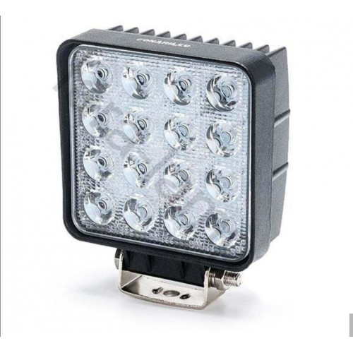 Светодиодная фара CP-48 Spot E16 SLIM (дальний свет Epistar)