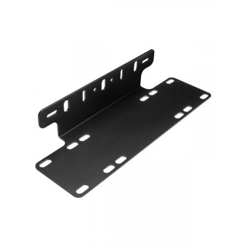 Кронштейн для крепления светодиодной балки над номерным знаком (чёрный)