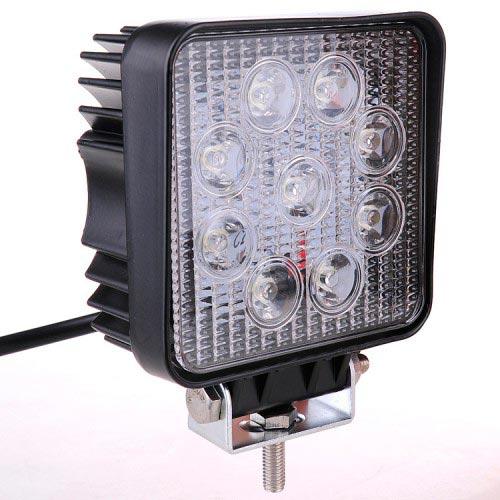 Светодиодная фара CP-27 Spot E09 (дальний свет Epistar)