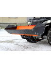 Снегоуборочный ковш для квадроцикла Alfeco 120 см