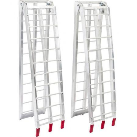 Трапы (рампы) для квадроцикла алюминиевые