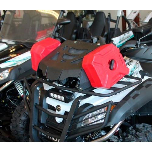 Вынос радиатора для квадроцикла CF Moto 500 A 2009- (ALFeco)