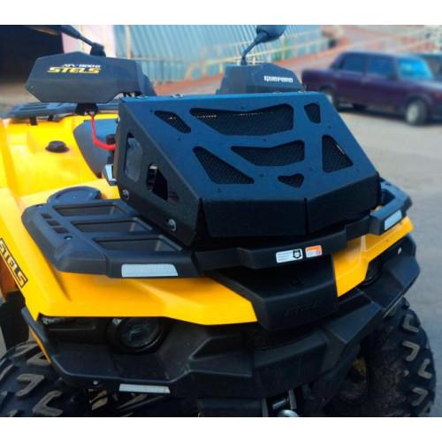 Вынос радиатора для квадроцикла Stels ATV 800 Guepard 2015- (ALFeco)