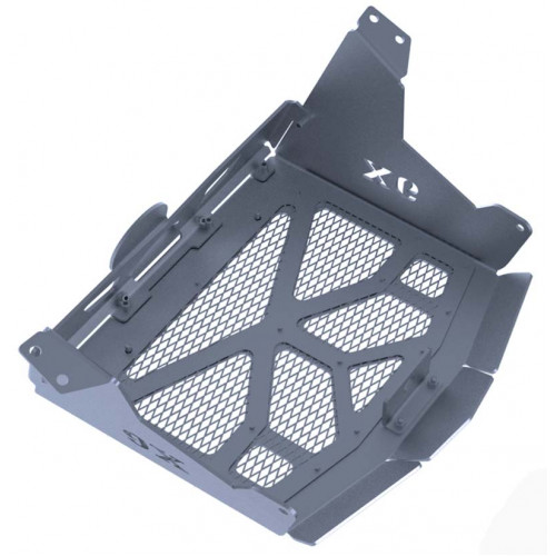 Вынос радиатора на квадроцикл CF MOTO X5/Х6 (с установочным комплектом)