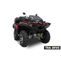 Вынос радиатора Yamaha Grizzly 700(2012-), Kodiak(2016-)