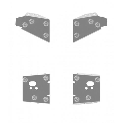 Защита рычагов для RZR для квадроцикла Polaris RZR/RZR-S 800 (2008-2014)