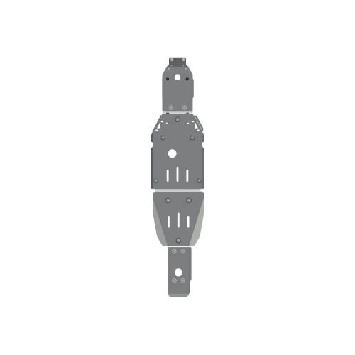 Защита днища для квадроцикла Arctic Cat 500/550/650/700/1000 TRV Cruiser/TBX 700