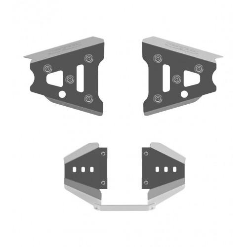 Защита передних рычагов и заднего редуктора для Outlander G1 и G1 Max 400/500/650/800