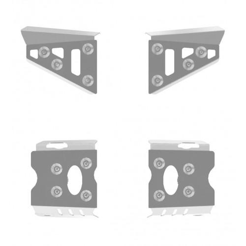 Защита рычагов для квадроцикла Polaris Sportsman 500 H.O. Touring (2011-2013)