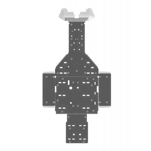 Защита днища для квадроцикла BRP Can-Am Commander 800/1000 (2011-2014)