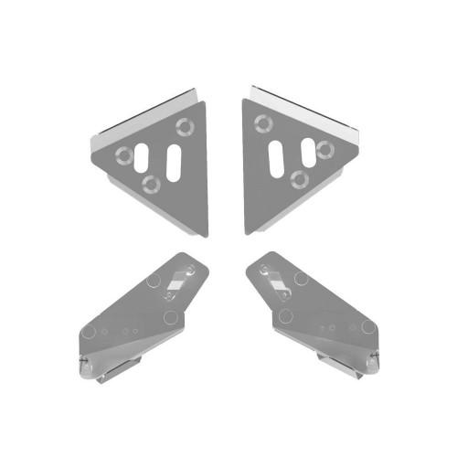 Защита рычагов для квадроцикла BRP Can-Am Outlander G2 и G2 Max 500/650/800/1000/1000X-MR (2012-2013)