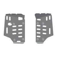 Защита порогов для квадроцикла Polaris Sportsman 1000/850/550 XP (2015-2019)