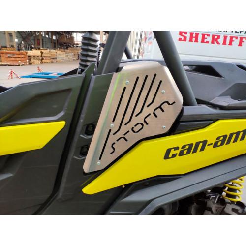Защита входа вариатора для квадроцикла BRP Can-Am Maverick Trail/Sport