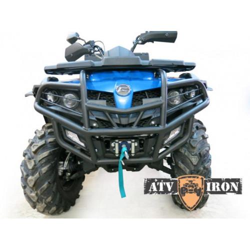 Бампер (кенгурин) передний для квадроцикла CF MOTO X5 H.O./ Х6 EPS (усиленный)