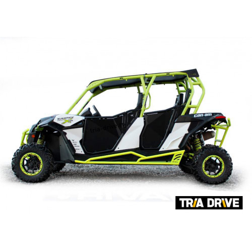 Защита порогов UTV BRP Can-Am Maverick 1000 DS Max (2015-)
