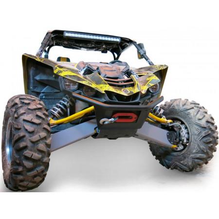 Бампер передний (с креплением лебедки)UTV Yamaha YXZ 1000R