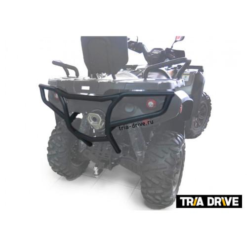 Бампер задний для квадроцикла TGB Blade 1000 (2015-)