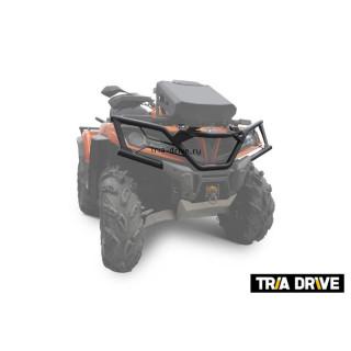 Бампер (кенгурин) передний для квадроцикла CF MOTO x8 H.O./x10