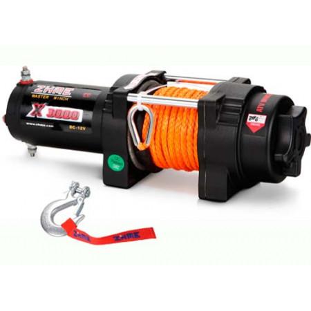 Электрическая лебедка для квадроциклов X 3000S