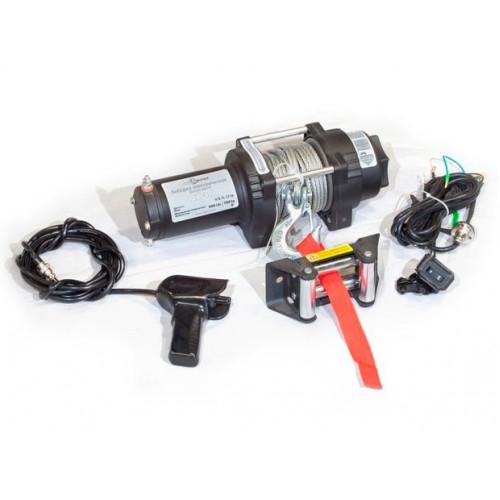 Лебедка электрическая СТОКРАТ для ATV QX 3.0 12V 1.5 л.с.